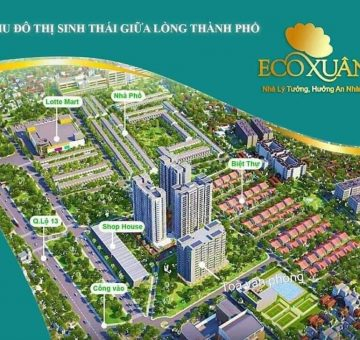Phoi canh Eco Xuan The Essential Residence
